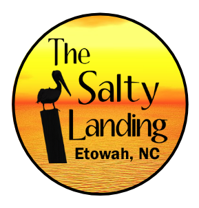 The Salty Landing • Etowah, North Carolina 28729 • (828) 595-9925